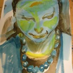Portraitreihe Kriegstöchter - Porträt Silvia