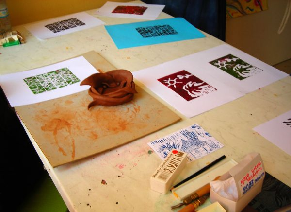 Spielraum für Kunst, Arbeitsweise